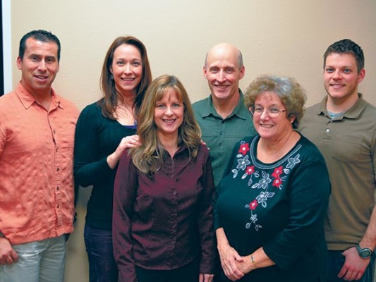 Action Rehab Staff