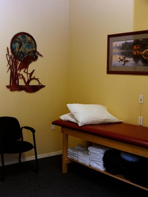 Private Treatment Room