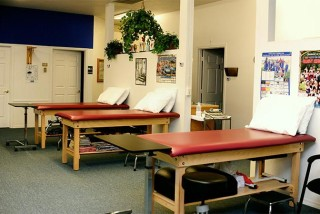 Action Rehab Treatment Room