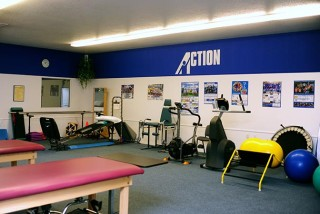 Action Rehab Treatment Room